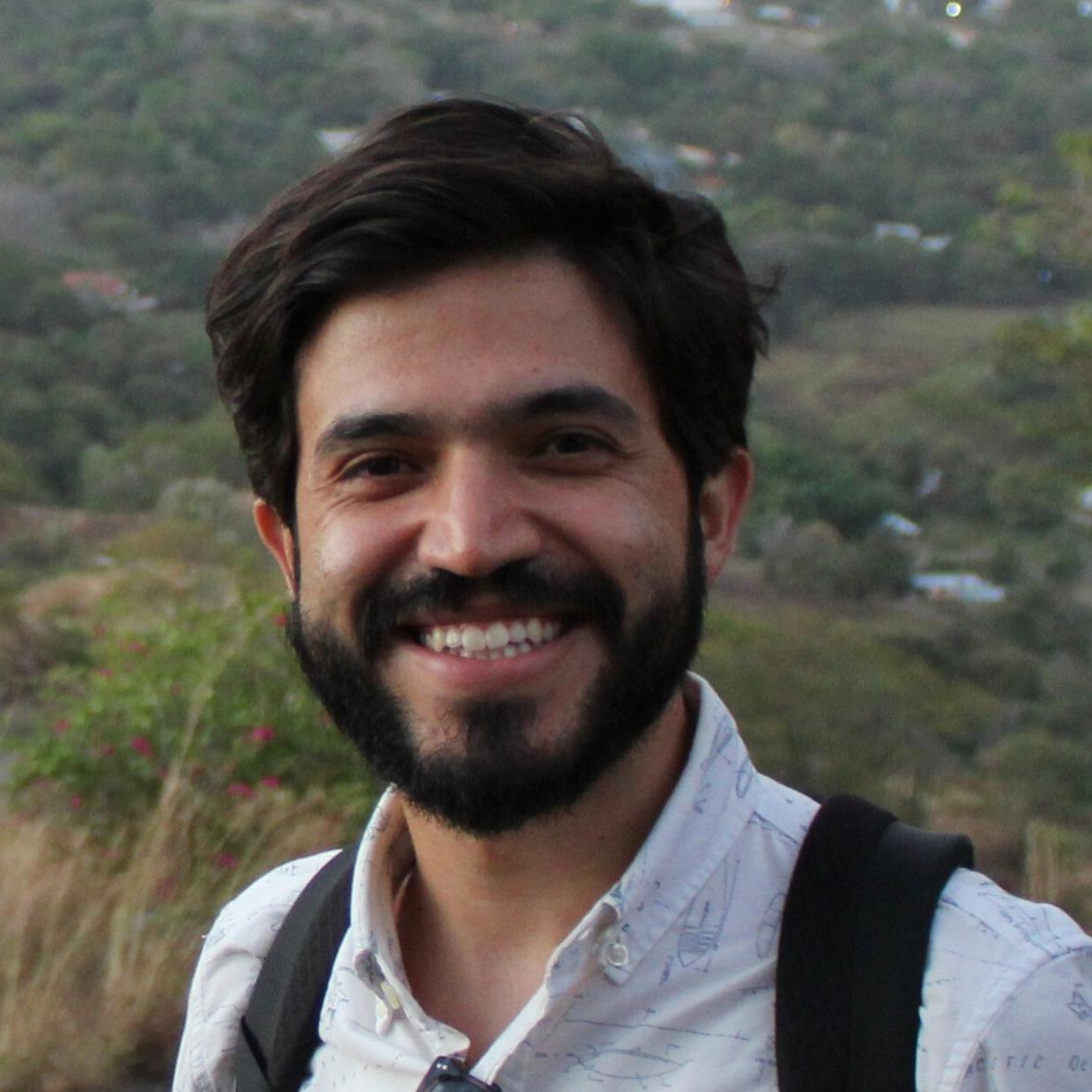 Camilo Chacón-Duque